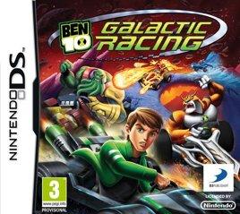 Ben 10 Galactic Racing - NDS