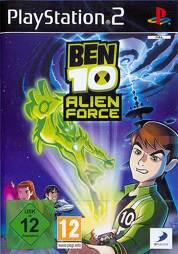 Ben 10 Alien Force, gebraucht - PS2