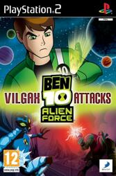 Ben 10 Alien Force Vilgax Attacks, gebraucht - PS2