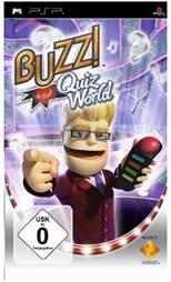 Buzz 4! Quiz World - PSP