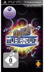 Buzz 5! Das Ultimative Musik-Quiz - PSP