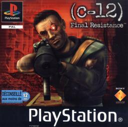C-12 Final Resistance, gebraucht - PSX