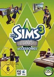 Die Sims 3 Addon 2 Luxus-Accessoires - PC-DVD/MAC