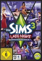 Die Sims 3 Addon 5 Late Night - PC-DVD/MAC