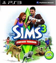 Die Sims 3 Einfach Tierisch, gebraucht - PS3
