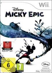 Disney Micky Epic 1, gebraucht - Wii