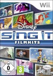Disney Sing It Filmhits, gebraucht - Wii