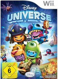 Disney Universe, gebraucht - Wii