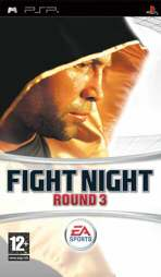 Fight Night Round 3 2006 - PSP