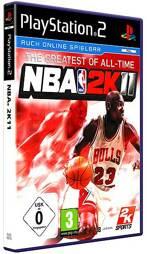 NBA 2k11, gebraucht - PS2