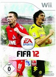 Fifa 2012, gebraucht - Wii