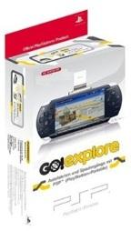 Go! Explore GPS Navigationssystem (D, AU, CH), gebr. - PSP