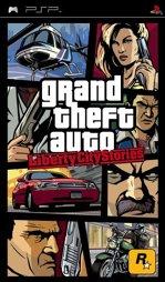 GTA Liberty City Stories, uncut - PSP