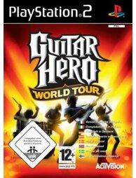 Guitar Hero 4 World Tour, gebraucht - PS2