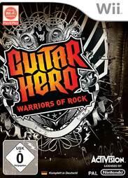 Guitar Hero 6 Warriors of Rock - Wii