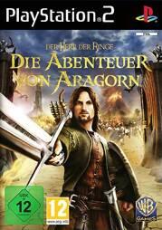 Herr der Ringe Die Abenteuer von Aragorn, gebraucht - PS2
