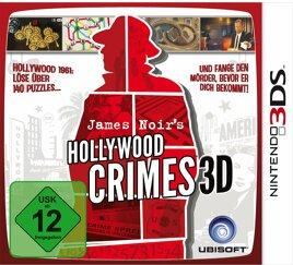 James Noir's Hollywood Crimes 3D - 3DS