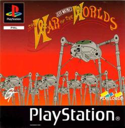 Jeff Waynes The War of the Worlds, gebraucht - PSX
