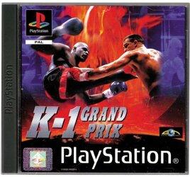 K-1 Grand Prix, gebraucht - PSX