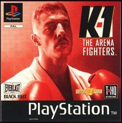 K-1 The Arena Fighters, gebraucht - PSX