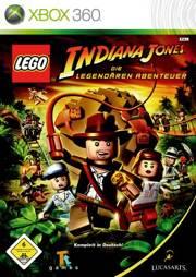 Lego Indiana Jones 1 Die Legendären Abenteuer - XB360