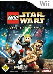 Lego Star Wars Die komplette Saga - Wii