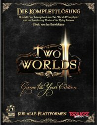 LÖSUNG - Two Worlds 2 GOTY (inkl. Addon), offiziell, gebr.