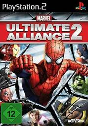 Marvel Ultimate Alliance 2, gebraucht - PS2