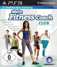 Mein Fitness-Coach Club, gebraucht - PS3