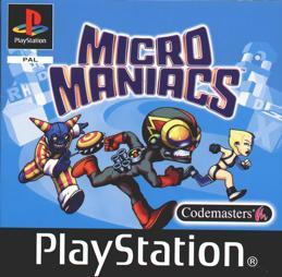 Micro Maniacs, gebraucht - PSX
