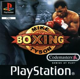 Mike Tyson Boxing, gebraucht - PSX