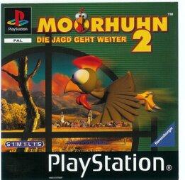 Moorhuhn 2 Die Jagd geht weiter, gebraucht - PSX