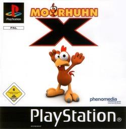 Moorhuhn X, gebraucht - PSX