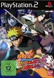 Naruto Shippuden Ultimate Ninja 5, gebraucht - PS2
