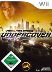 Need for Speed 12 Undercover - Wii