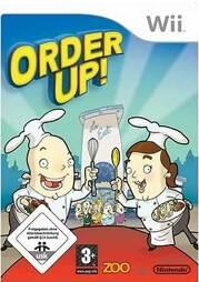 Order Up!, gebraucht - Wii