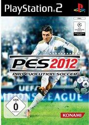 Pro Evolution Soccer 2012, gebraucht - PS2