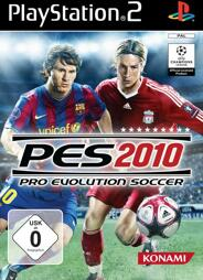 Pro Evolution Soccer 2010, gebraucht - PS2