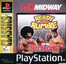 Ready 2 Rumble Boxing 1, gebraucht - PSX
