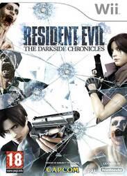 Resident Evil The Darkside Chronicles, gebraucht - Wii