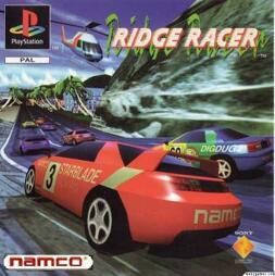 Ridge Racer, gebraucht - PSX