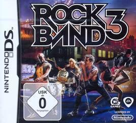 Rock Band 3 - NDS