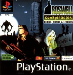 Roswell Conspiracies, gebraucht - PSX