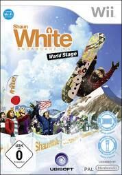 Shaun White Snowboarding World Stage, gebraucht - Wii