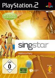 Singstar 26 Mallorca Party, gebraucht - PS2