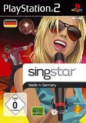 Singstar 28 Made in Germany, gebraucht - PS2