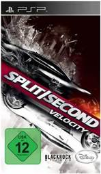 Split/Second Velocity - PSP