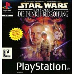 Star Wars Episode 1 Die Dunkle Bedrohung, gebraucht - PSX