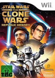 Star Wars The Clone Wars Republic Heroes - Wii