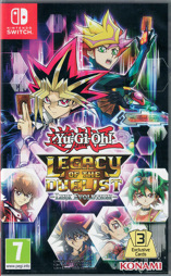 Yu-Gi-Oh Legacy of the Duelist Link Evolution - Switch